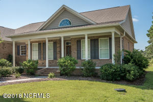 Spacious golf front home- all on one floor