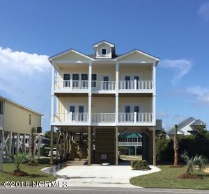 1418 E Beach Drive, Oak Island, NC 28465