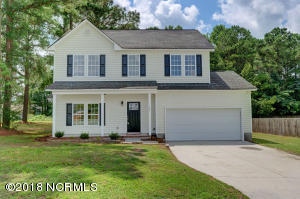 103 Marvin Glen Court, Richlands, NC 28574