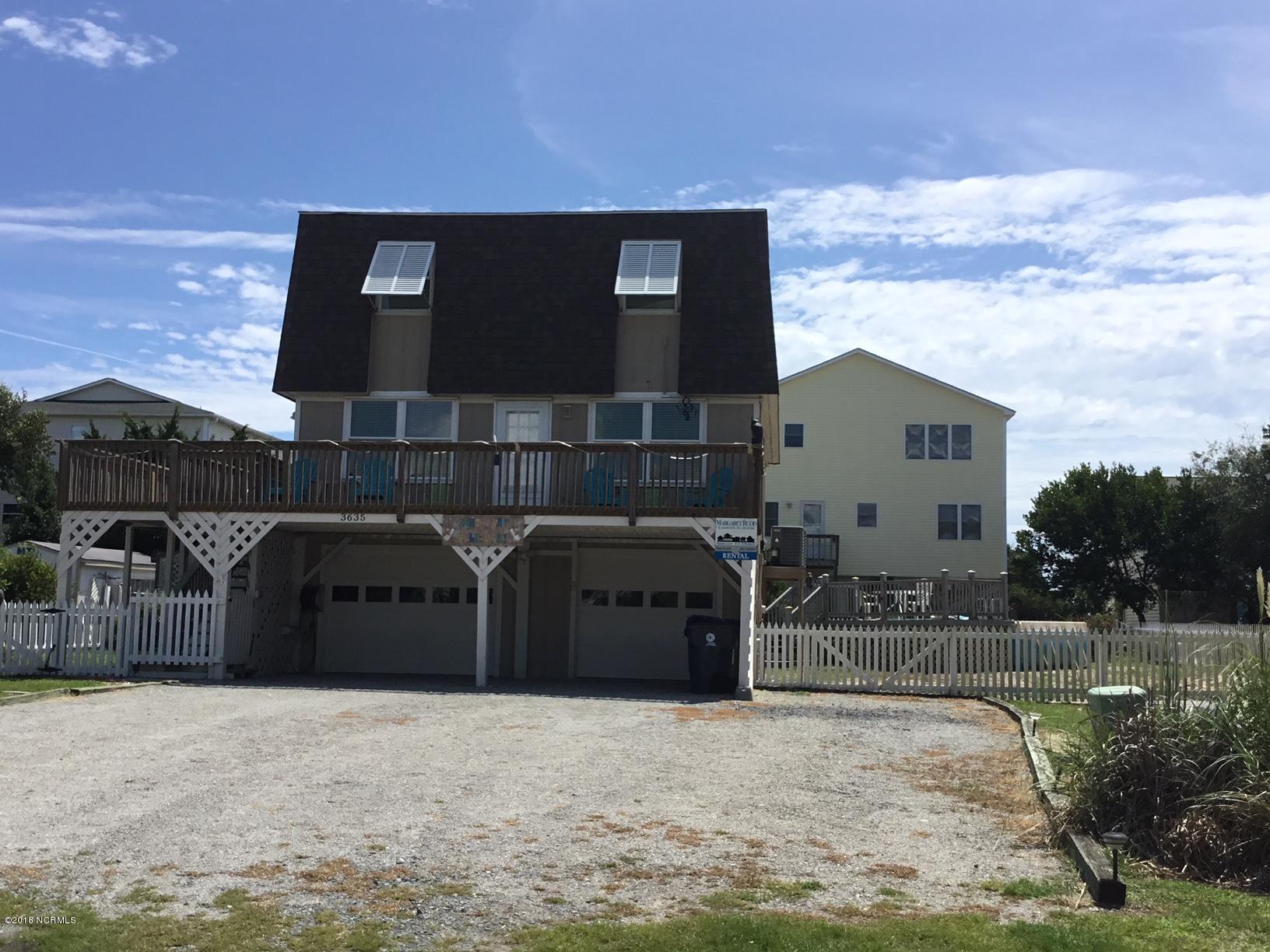 3635 W Pelican Drive Oak Island, NC 28465