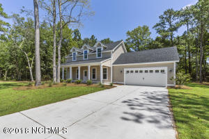 779 Dan Owen Drive, Hampstead, NC 28443