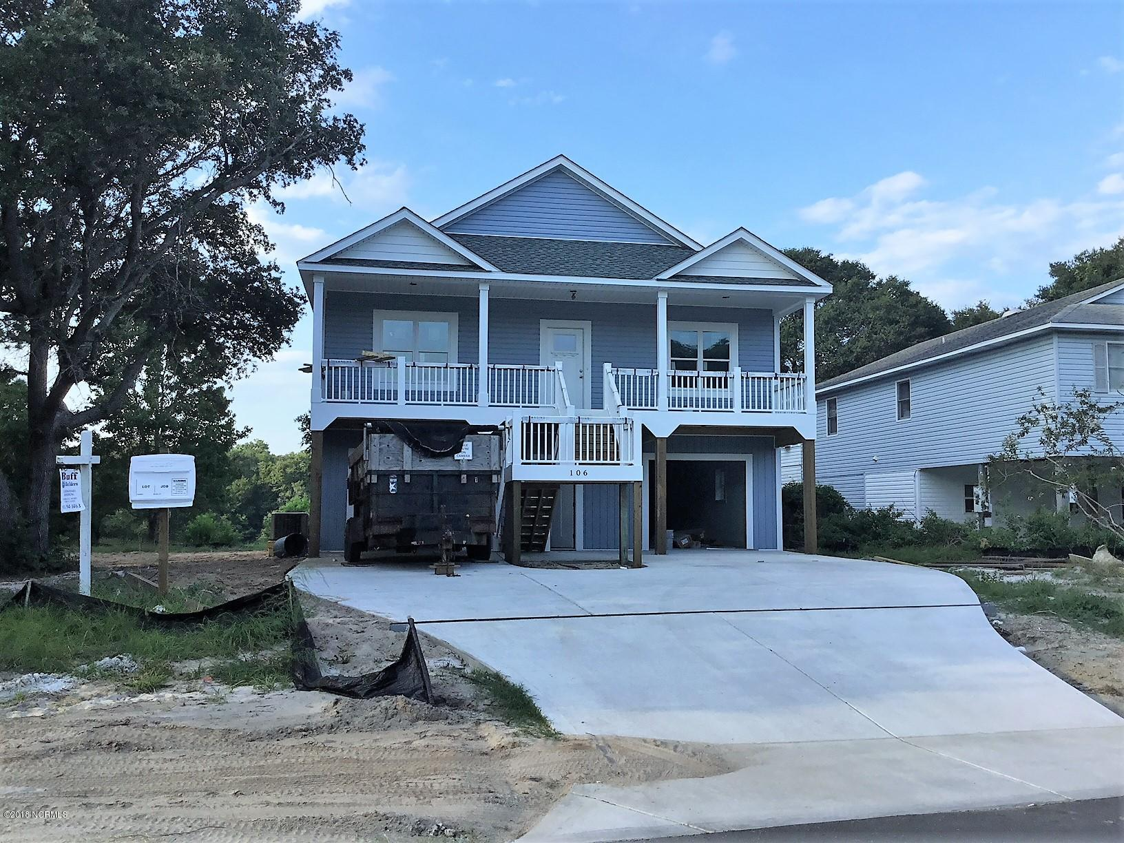 106 E Yacht Drive Oak Island, NC 28465