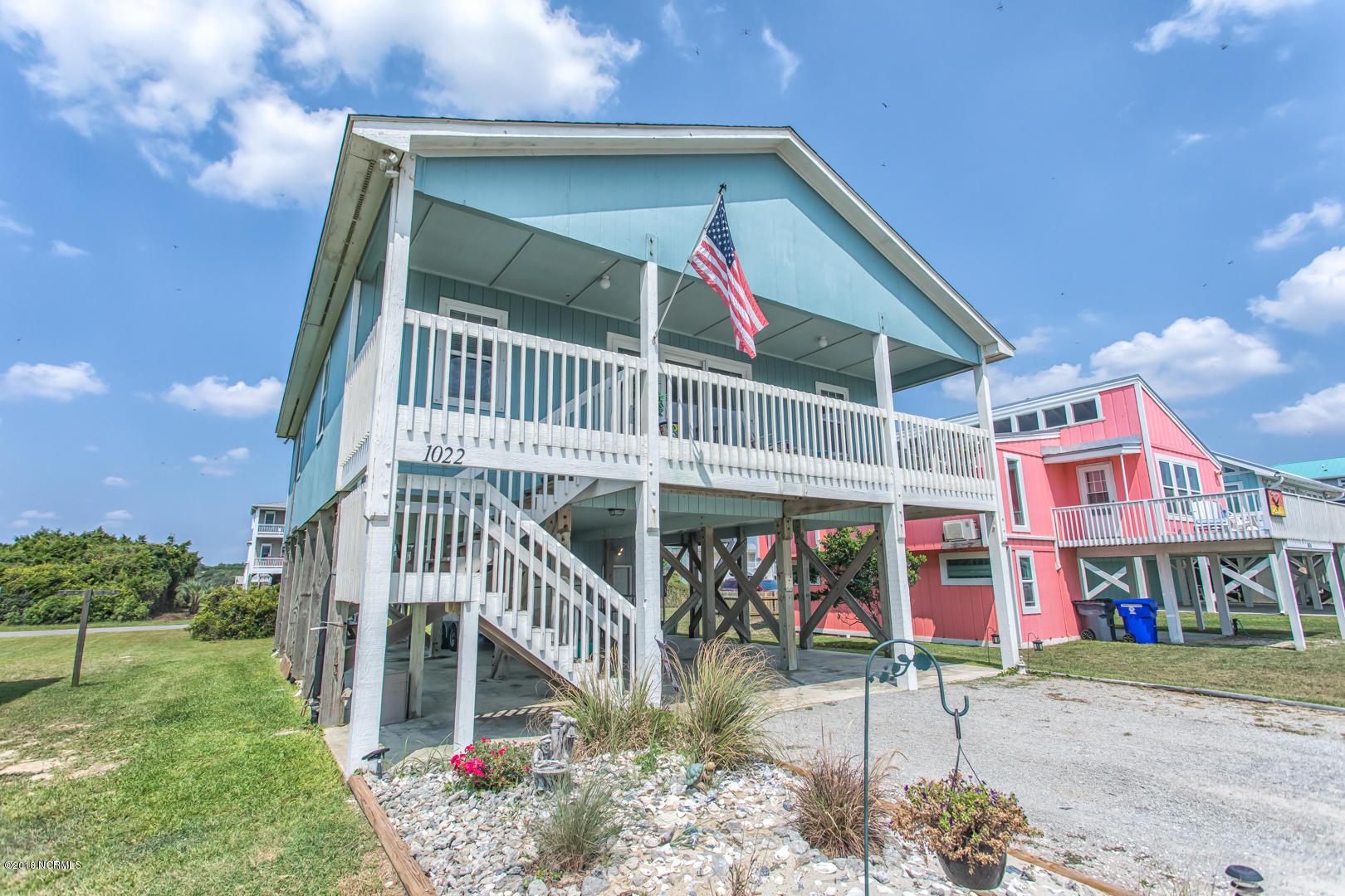 1022 W Beach Drive Oak Island, NC 28465
