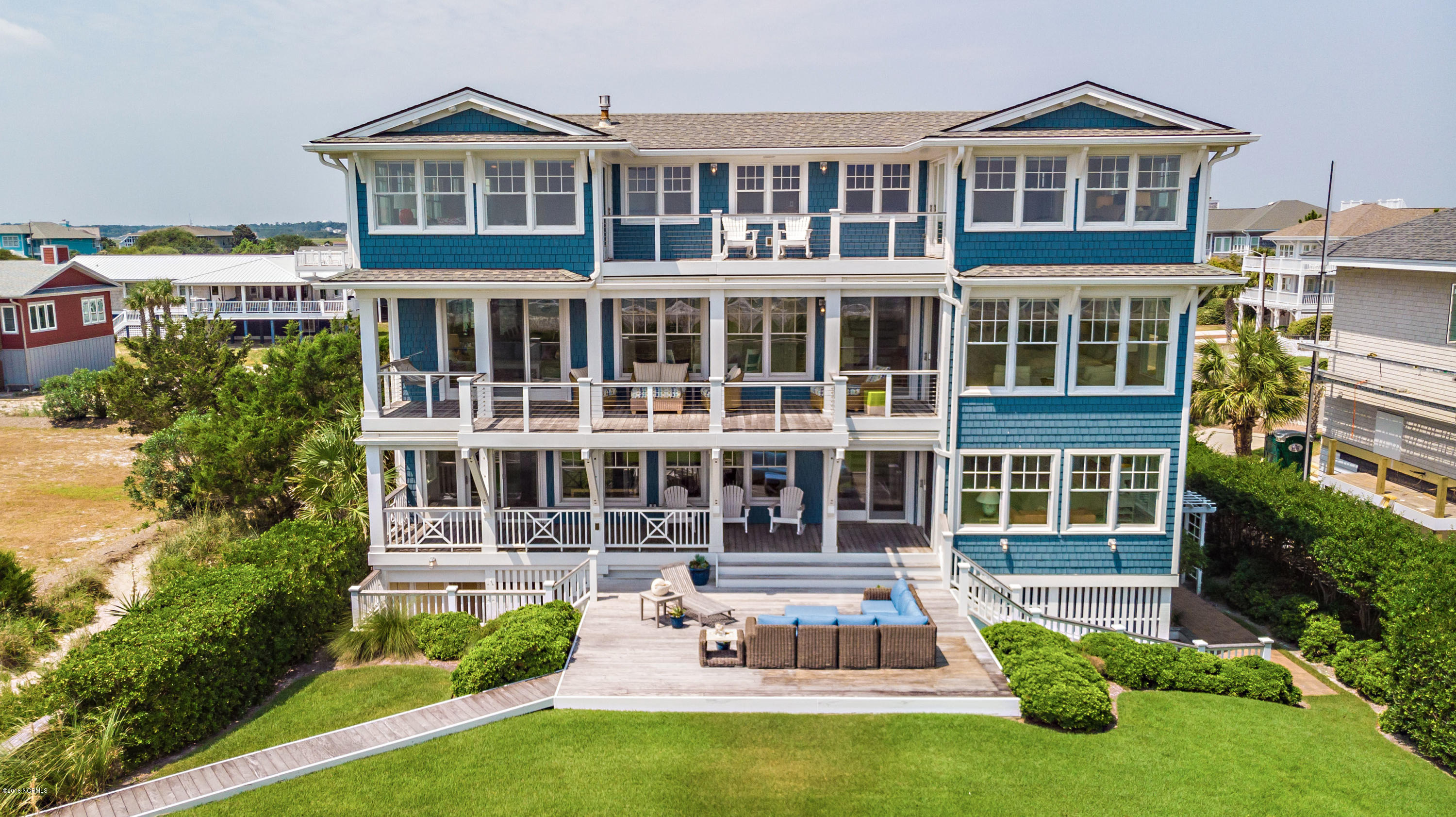 Property for sale at 14 Southridge Road, Wrightsville Beach,  NC 28480