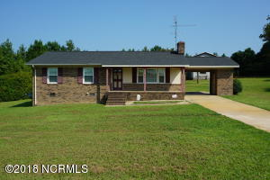8420 New Sandy Hill Church Road, Bailey, NC 27807