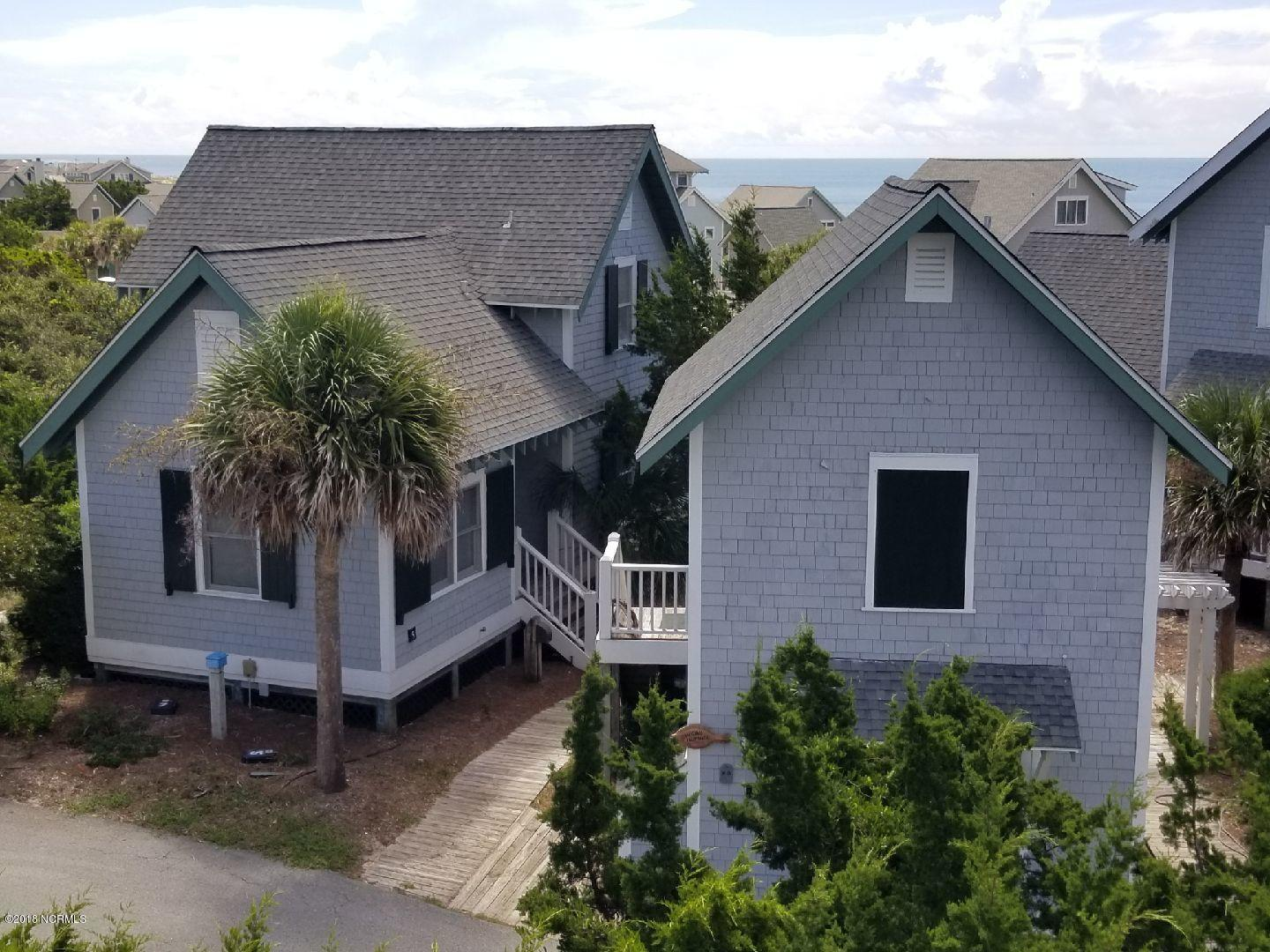 5 Isle Of Skye Crescent Bald Head Island, NC 28461