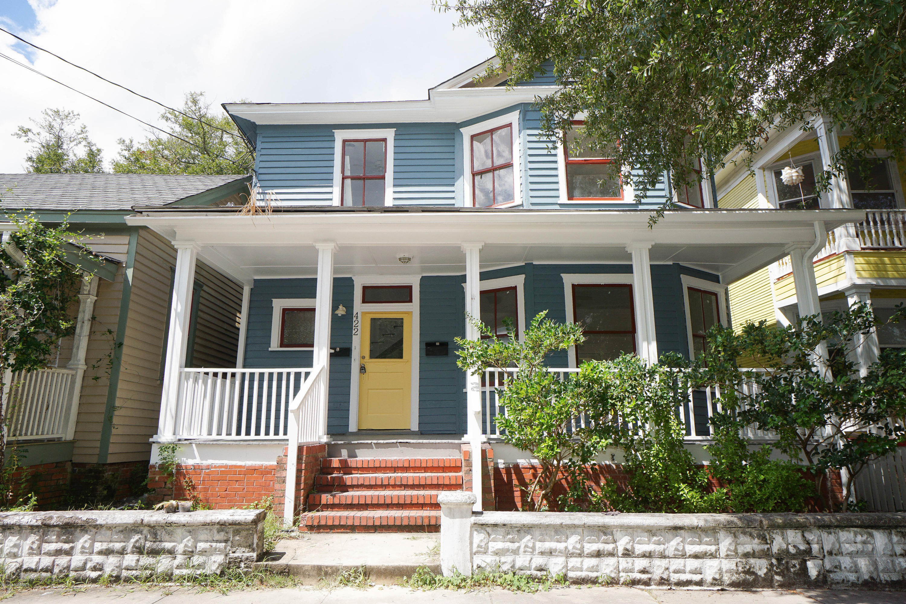422 S 5TH Street #1 And 2 Wilmington, NC 28401