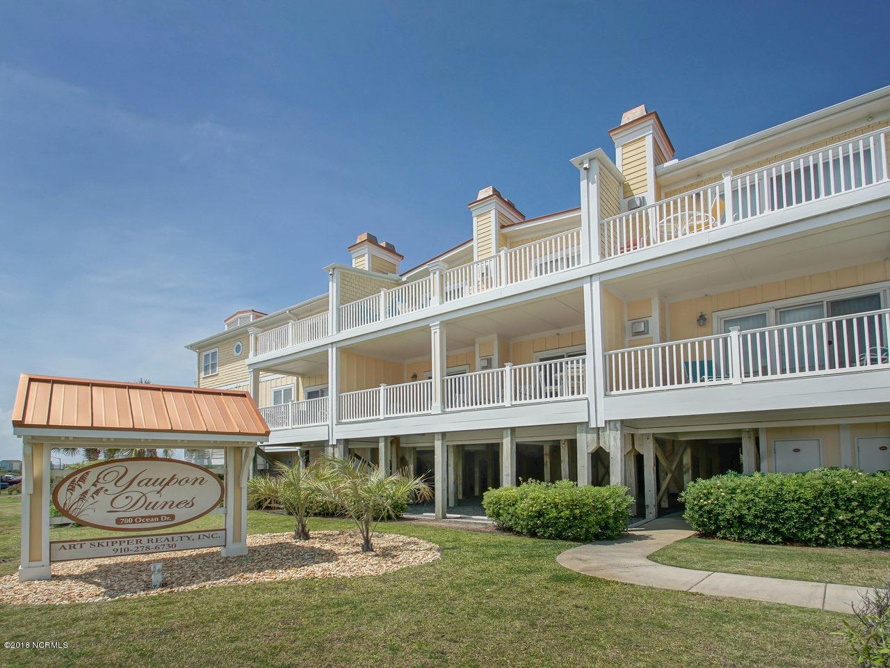 700 Ocean Drive #206 Oak Island, NC 28465