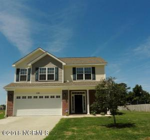 110 Maidstone Drive, Richlands, NC 28574