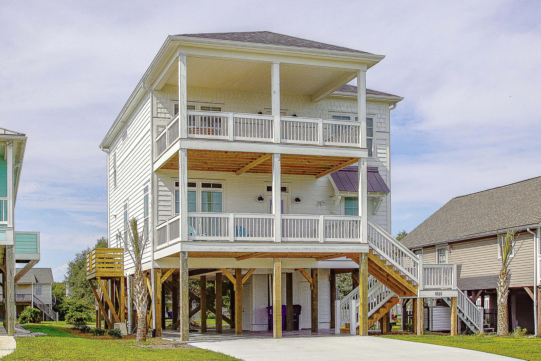 3510 E Dolphin Drive Oak Island, NC 28465