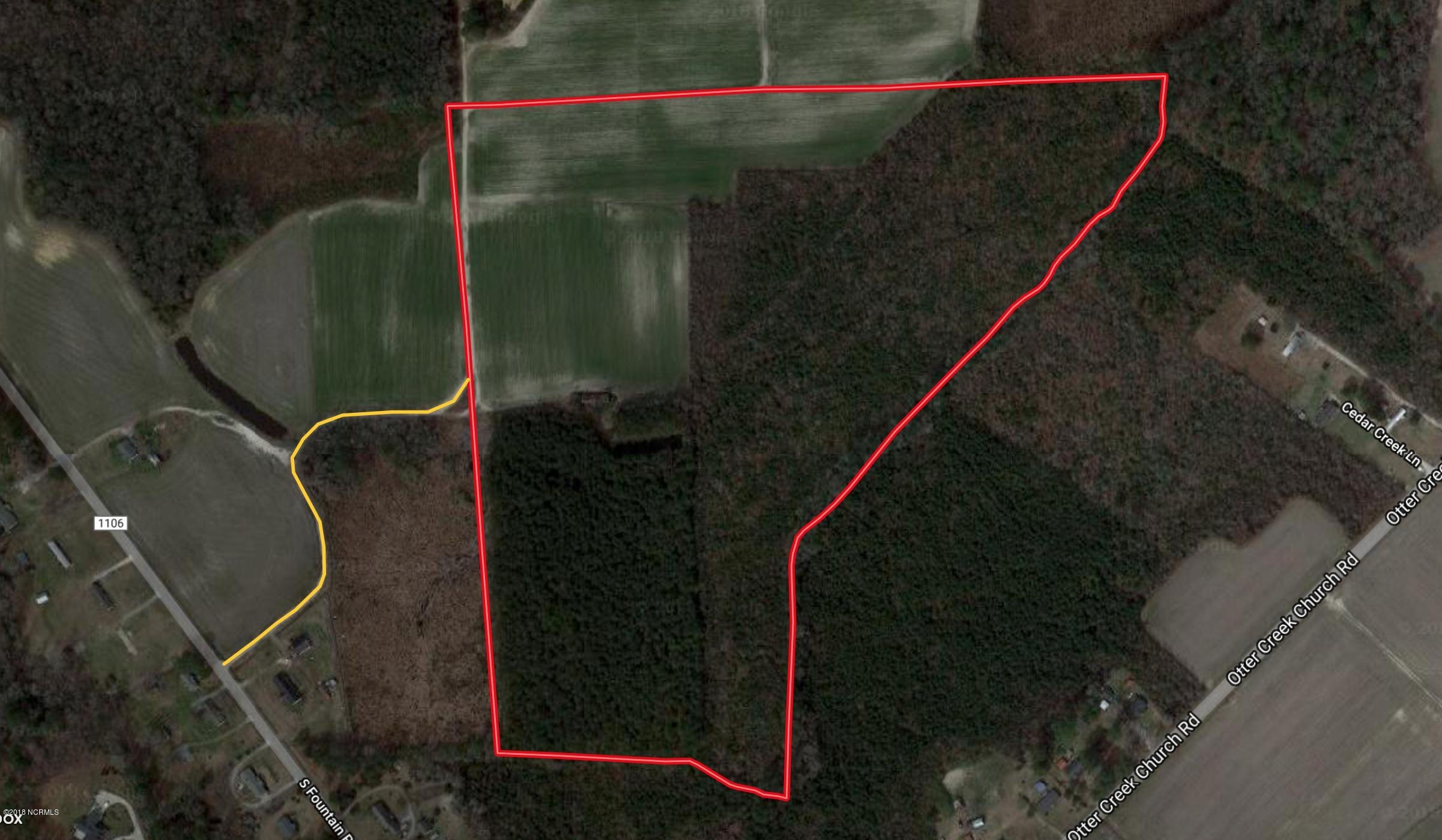 Property for sale at 43.5 Ac S Fountain Road, Macclesfield,  NC 27852