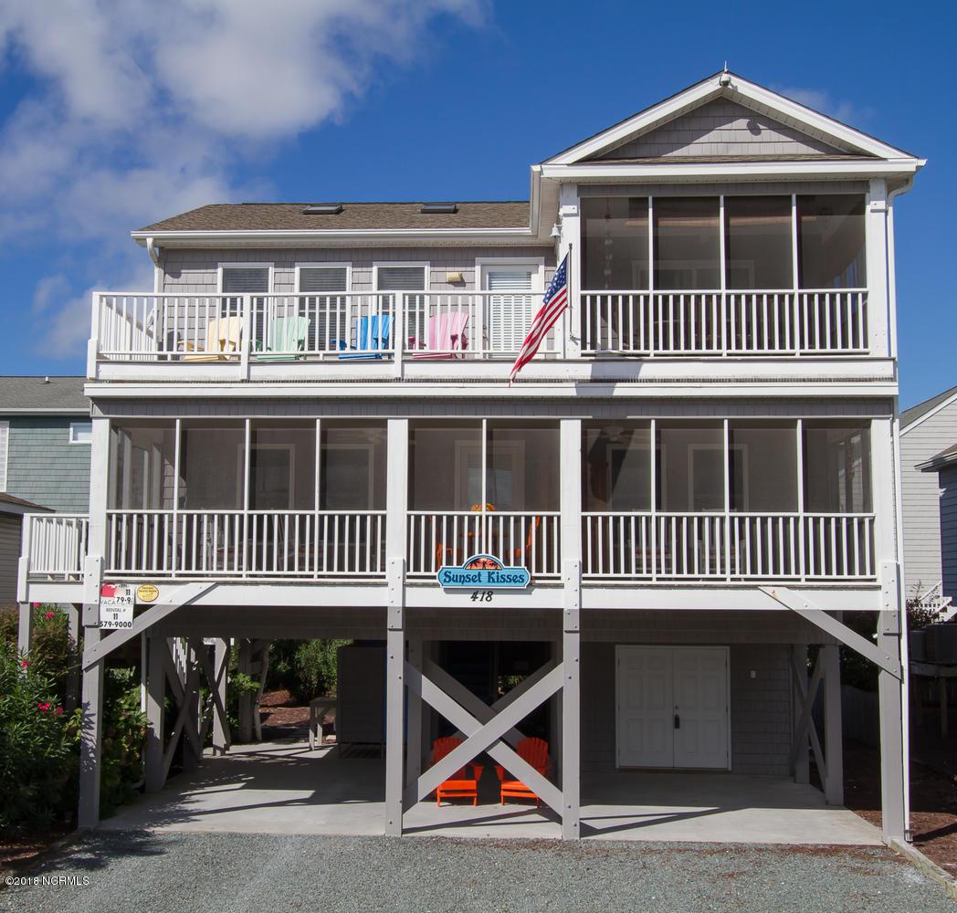 418 28TH Street Sunset Beach, NC 28468