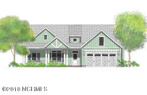 206 Canter Crest Road, Hampstead, NC 28443