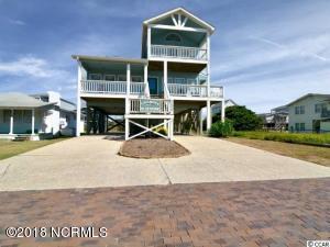 256 Ocean Boulevard W, Holden Beach, NC 28462