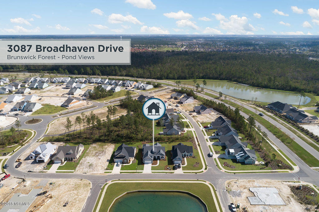 3087 Broadhaven Drive Leland, NC 28451