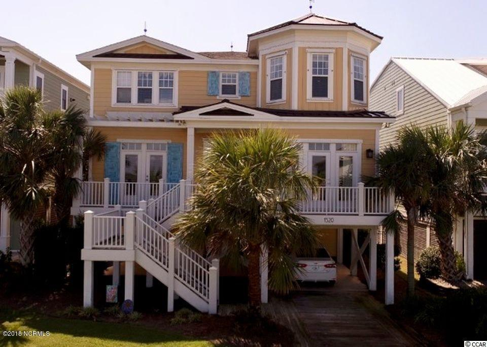 1520 North Shore Drive Sunset Beach, NC 28468