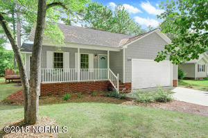 3 Bed, 2 Bath, nestled on .43 Acre