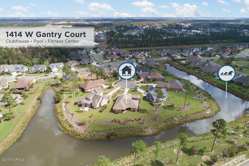 1414 W Gantry Court Leland, NC 28451