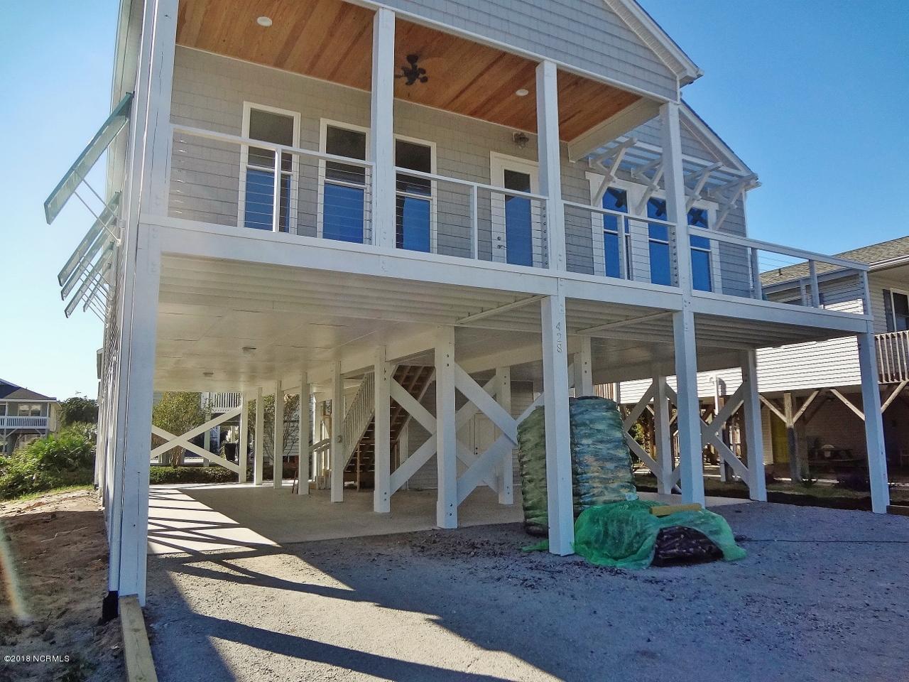 428 6TH Street Sunset Beach, NC 28468