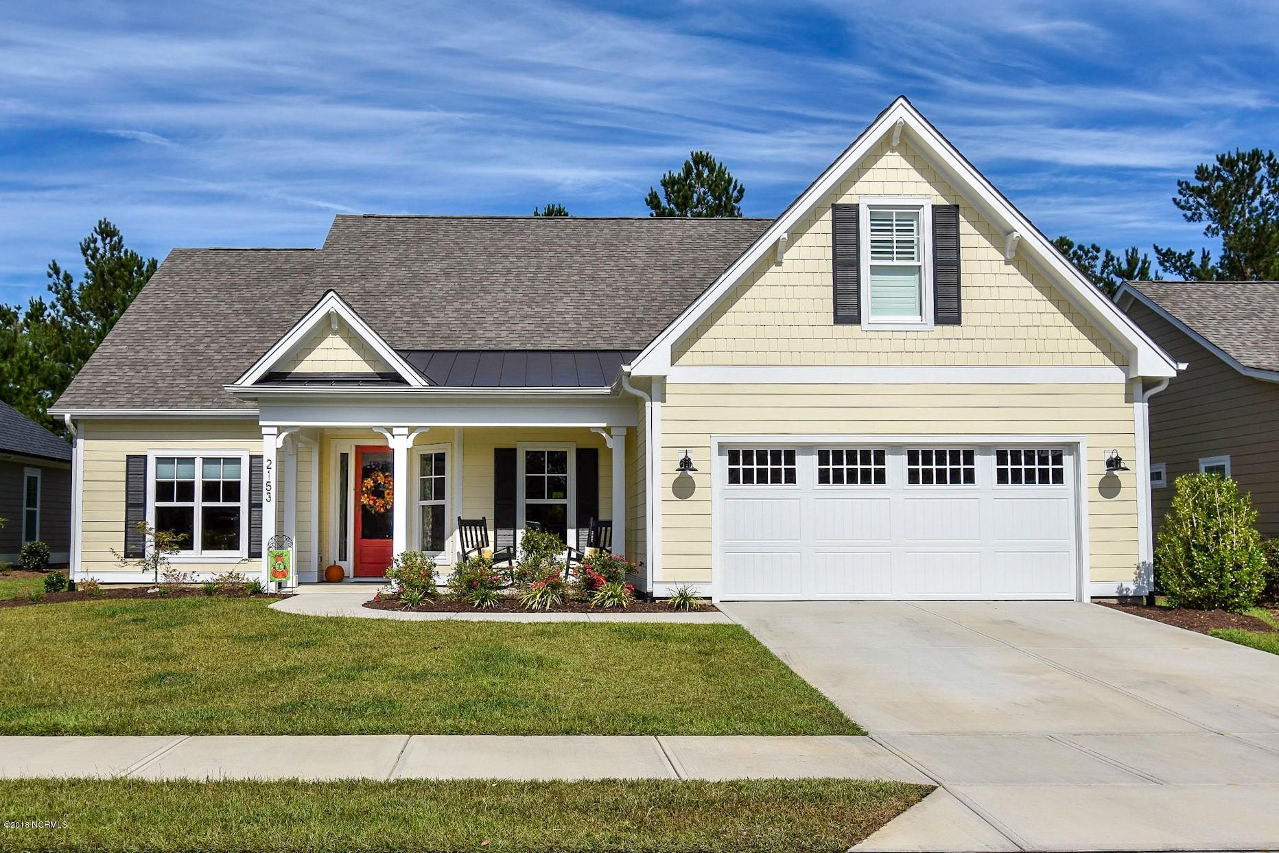 2153  Forest View Circle, Leland, NC 28451