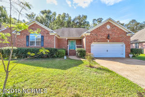 Great 3 BR/2 BA brick home in Sedgley Abbey! Spacious open floorplan, fresh paint, bright kitchen with loads of counter and storage space. Large fenced in back yard with over sized deck!
