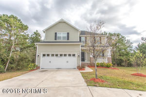 116 Bunchberry Court, Hampstead, NC 28443