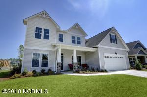 11 Downy Drive, Lot #126, Hampstead, NC 28443