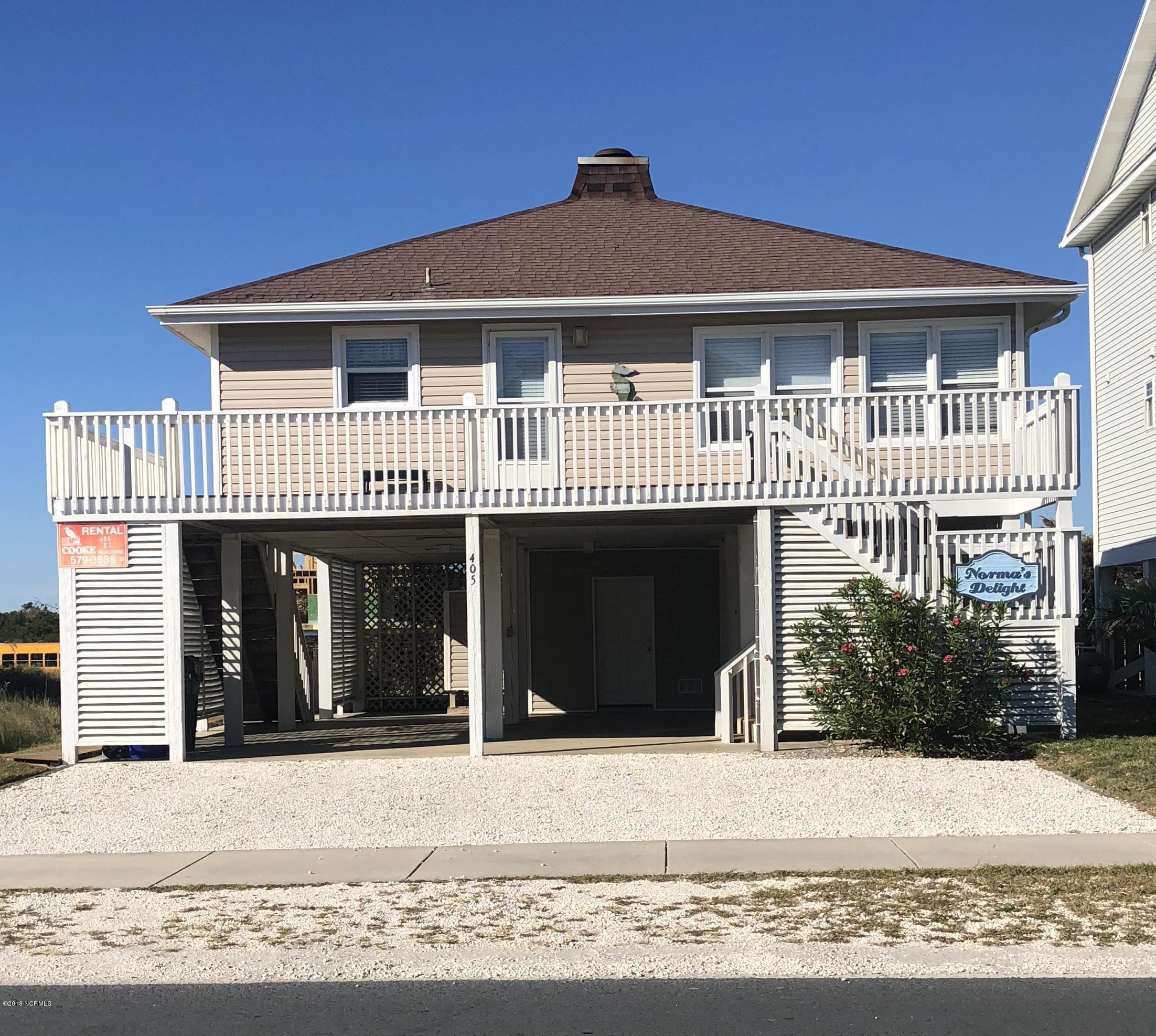 405 E 2ND Street Ocean Isle Beach, NC 28469