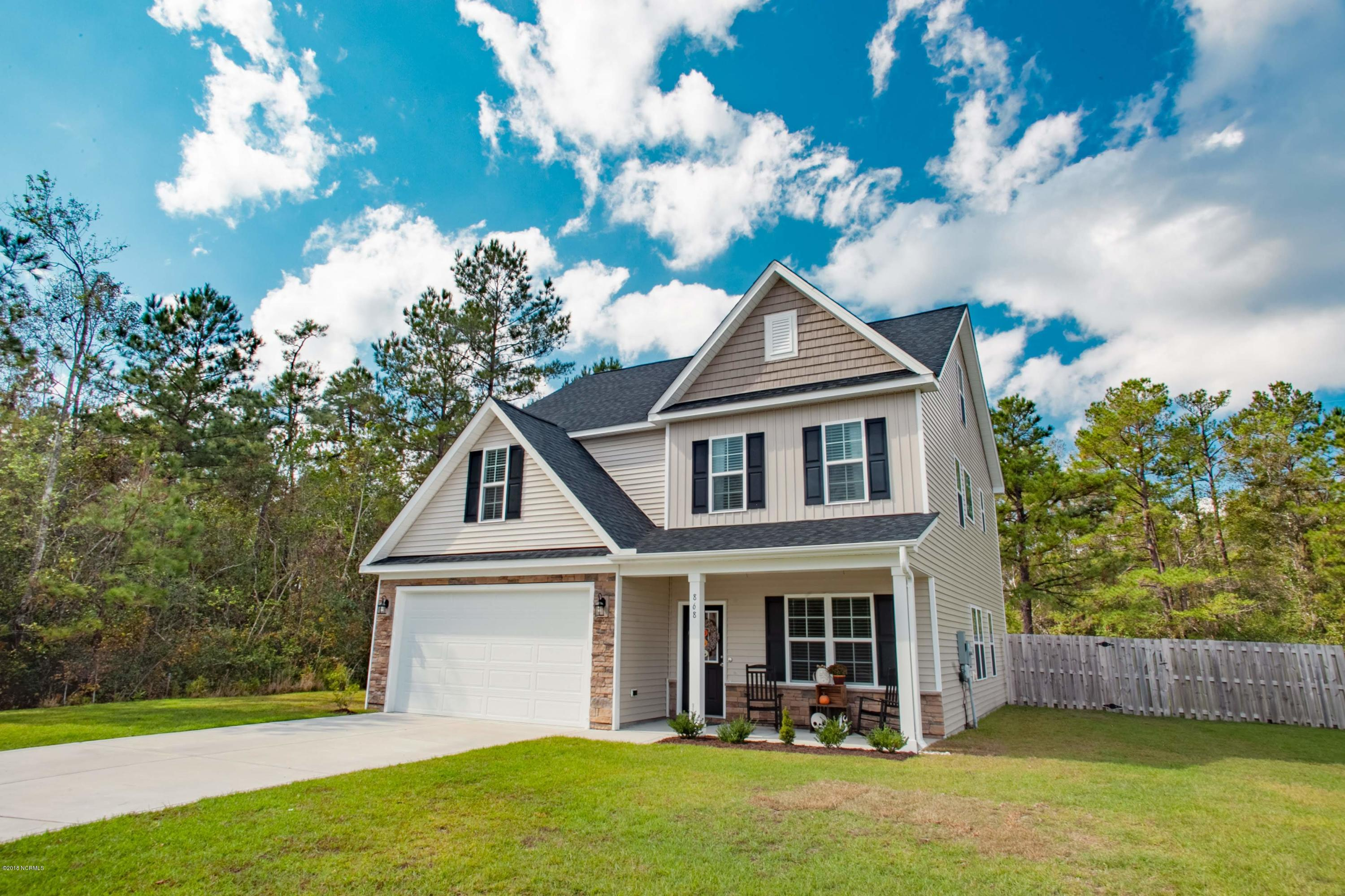 868 Heart Wood Loop Road Leland, NC 28451