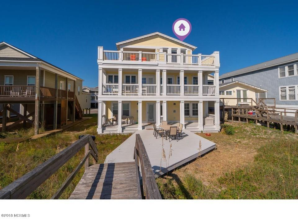Property for sale at 1106 N Fort Fisher Boulevard Unit: A, Kure Beach,  North Carolina 28449
