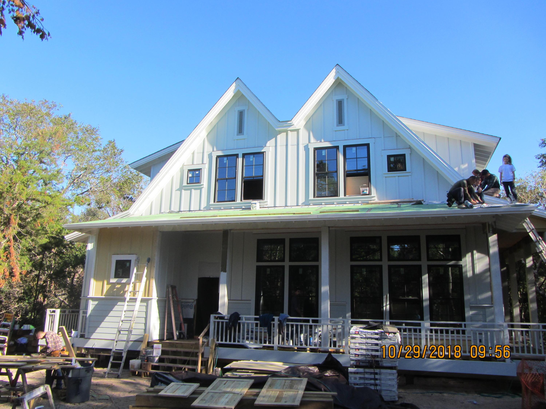 603 Kinnakeet Way Bald Head Island, NC 28461