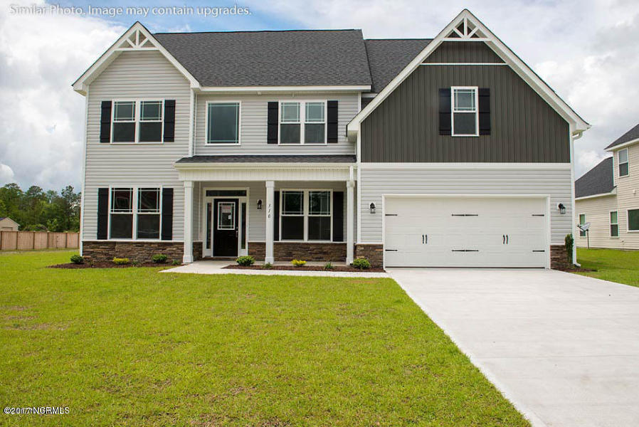 213 Southern Dunes, Jacksonville, North Carolina 28540, 5 Bedrooms Bedrooms, ,3 BathroomsBathrooms,Residential,For Sale,Southern Dunes,100138588