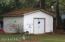 Exterior Building has power- could be a workshop, Man-cave, or She Shed!