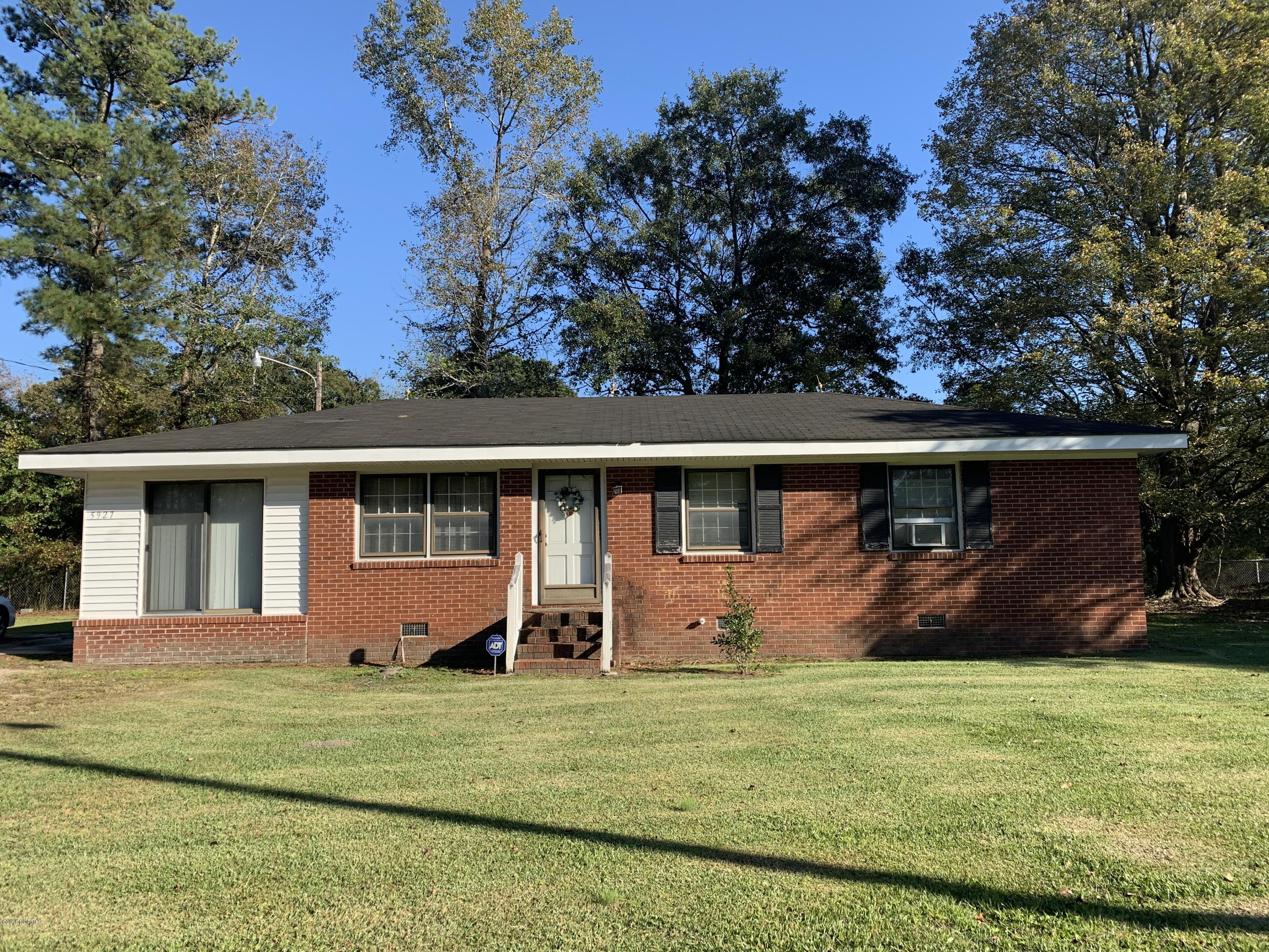 Property for sale at 5927 Dawson Road, Grifton,  NC 28530