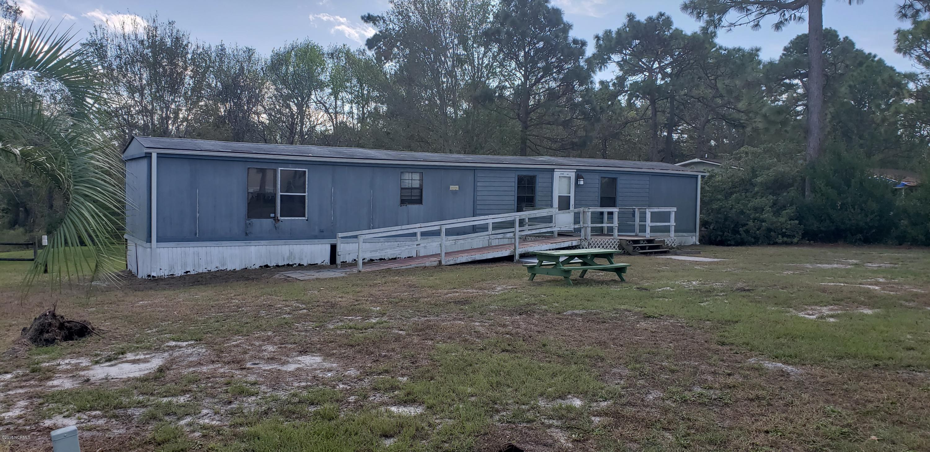 4740 Trace Court Southport, NC 28461