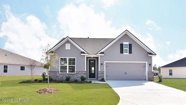 5349 Glennfield Circle #lot #42 Southport, NC 28461