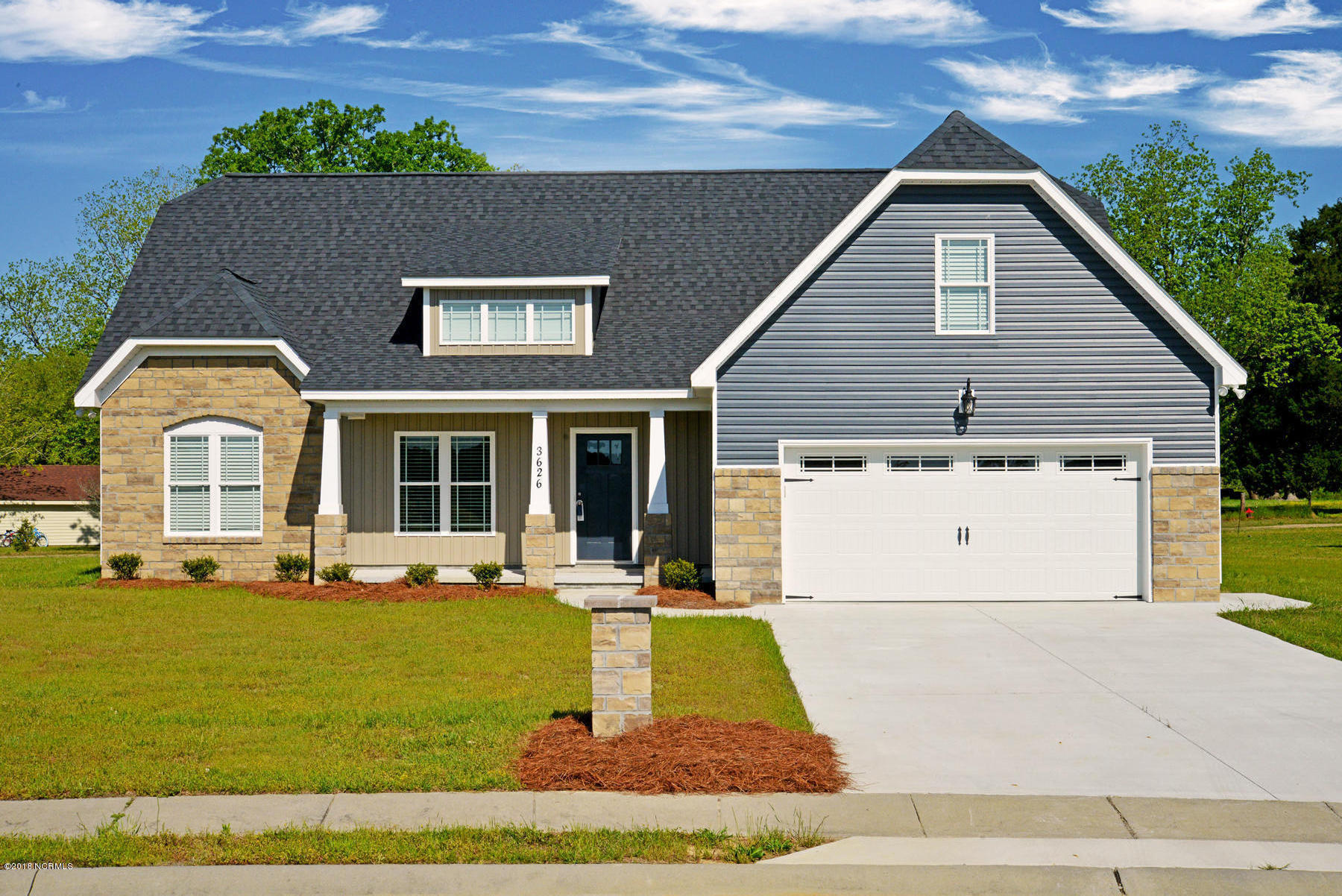 Property for sale at 3626 New Town Court, Farmville,  NC 27828