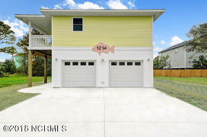 1214 Snapper Lane, Carolina Beach, NC 28428