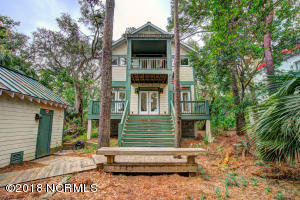 310 North Bald Head Wynd, Bald Head Island, NC 28461