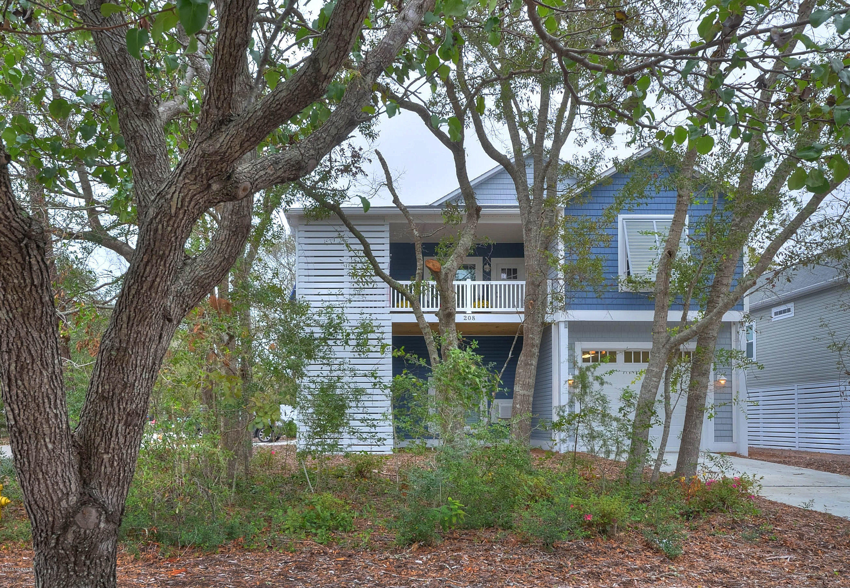 208 W Oak Island Drive #w Oak Island, NC 28465