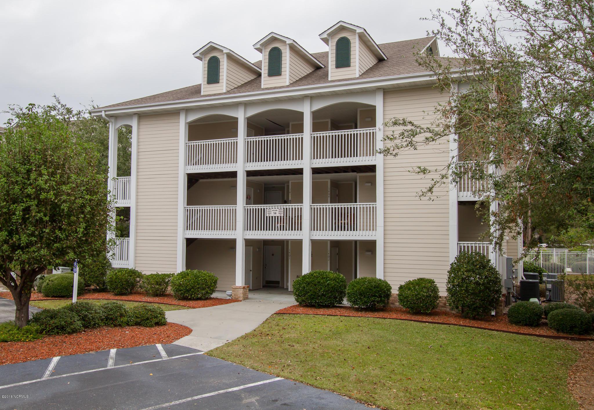3350 Club Villa Drive #1401 Southport, NC 28461