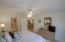 9 ft ceilings
