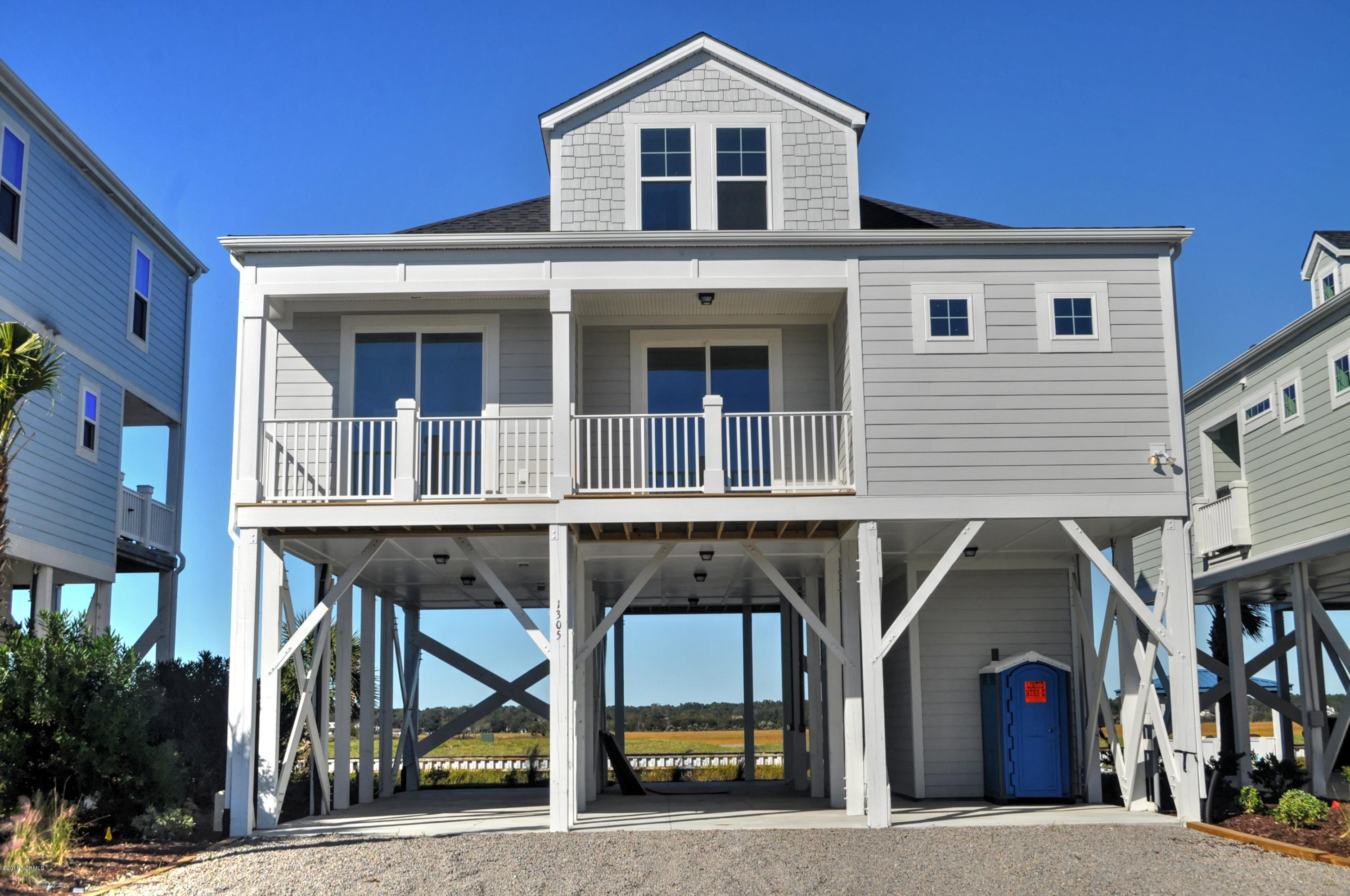 1305 N Shore Drive Sunset Beach, NC 28468