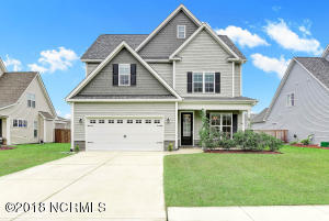 458 W Craftsman Way, Hampstead, NC 28443