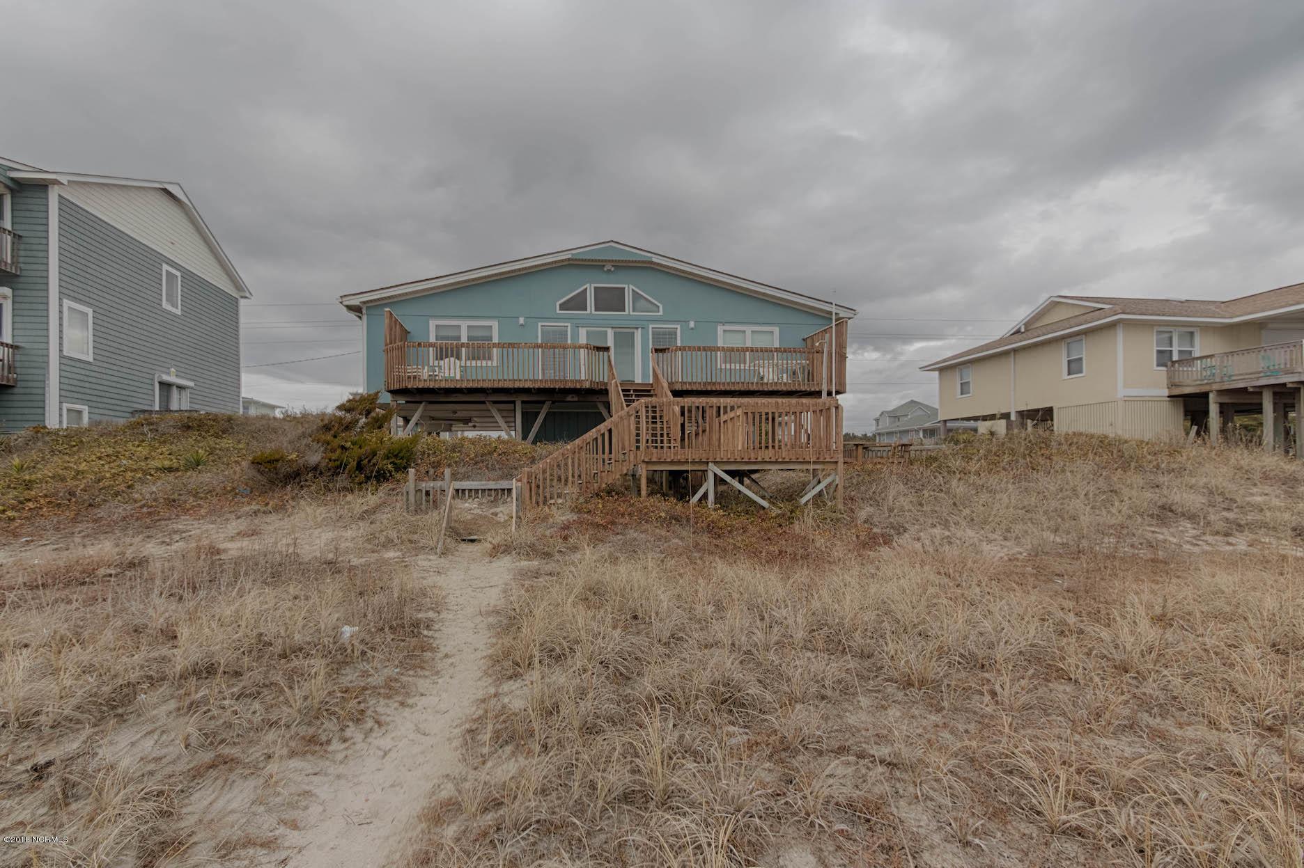 1809 Ocean Drive, Emerald Isle, North Carolina 28594, 4 Bedrooms Bedrooms, ,4 BathroomsBathrooms,Residential,For Sale,Ocean,100140847