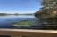 View from the Nature Trail Bridge of Beautiful Lake Wilson