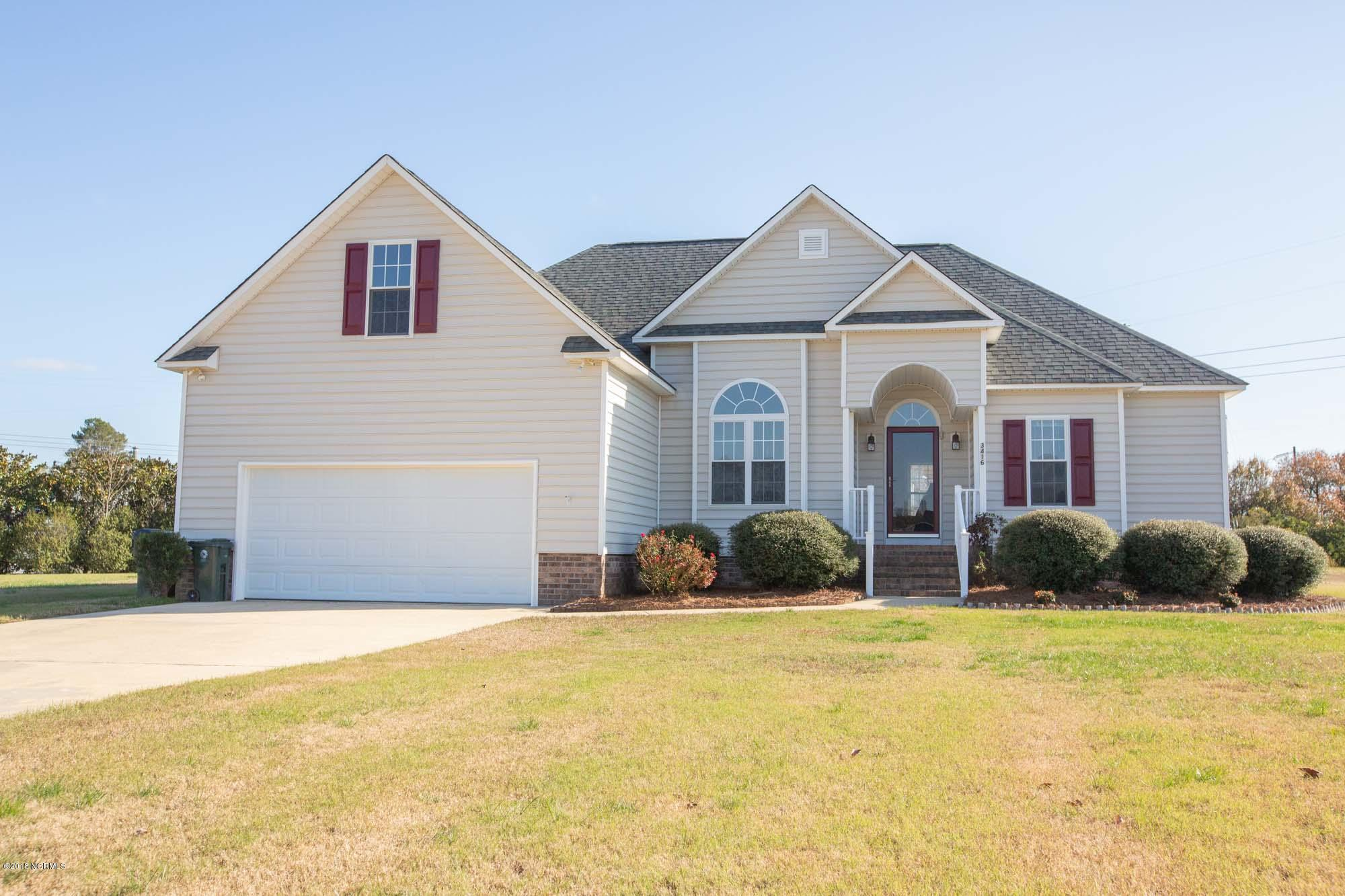 Property for sale at 3416 Planters Way Drive, Farmville,  NC 27828