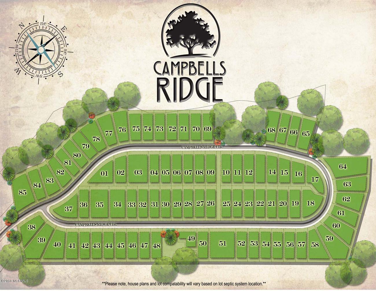 6752 Campbells Ridge Drive Leland, NC 28451