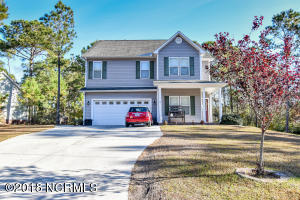 125 Forest Lane, Swansboro, NC 28584