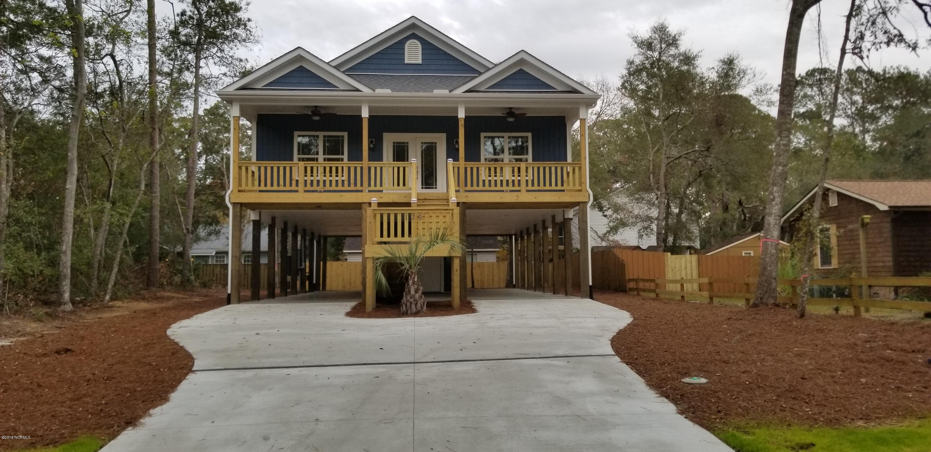 136 NW 22ND Street Oak Island, NC 28465